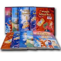[영어 DVD]The Magic School Bus 신기한 스쿨버스 2집_5편(영한대본 5권포함)/초등영어
