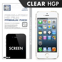 [프로텍트엠/PROTECTM] 아이폰5s/iPhone5s 레볼루션HD 올레포빅 투명유광 액정보호필름