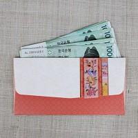 자수패치 봉투 / 020-ME-0023