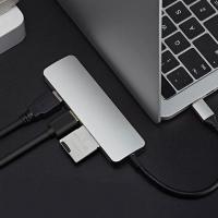 USB Type C to HDMI 멀티 컨버터 EZ-MH5 C타입허브