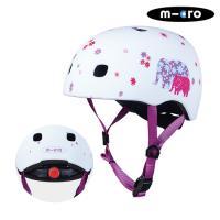 마이크로킥보드 아동용 헬멧 디럭스 V2 코끼리 M