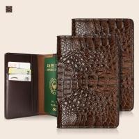 MP_마르틴A(카이만브라운)_여권지갑 여권케이스