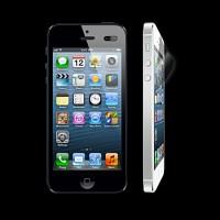 [아이크루리] iPhone5 항균액정보호필름