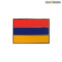 아르메니아 국기 뺏지