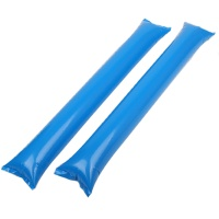 응원용 팡팡막대풍선-블루(100쌍)