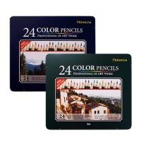 아이비스 24색목색연필세트(SP)