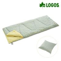 도트 패턴 쿠션형 침낭 2