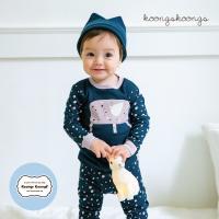 [긴팔실내복] 드림엘리펀트실내복 유아실내복 아동실내복