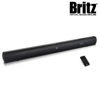 브리츠 블루투스 사운드바 스피커 BZ-DSB11 Dolby Soundbar (COAXIAL & Optical & HDMI & AUX입력단자 / 60W / 벽걸이 설치)