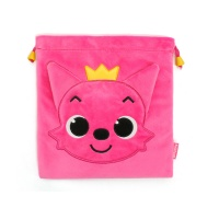 핑크퐁 조리개 주머니가방