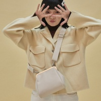 [펀프롬펀]Olsen frame mini bag (ivory)