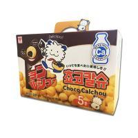 초코칼슈 1박스(62gx5봉) 일본홈런볼 초코과자
