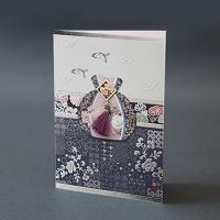 부귀영화복주머니 카드 FT218-5