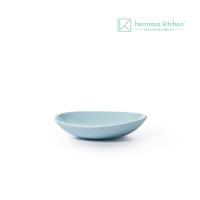 [에르모사키친] 컬러머드 7인치 플레이트 블루 17.8cm
