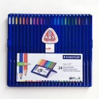 에고 소프트 일반색연필 24색/157-SB24
