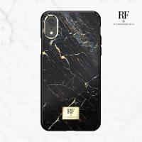 RF by 리치몬드&핀치 아이폰XR케이스 블랙마블
