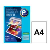 [프린텍] G1040-100_라미네이팅필름 100MIC/A4/100매
