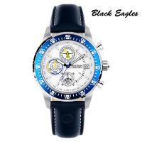 대한민국 공군 특수비행팀 블랙이글스 시계 DP239E-BLUE