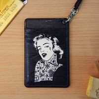Vintage card case (Marilyn Monroe)