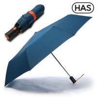 [HAS] 3단 솔리드 완전 자동 우산 HS3A3860(NAVY)