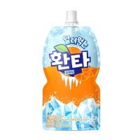 [공식] 얼려먹는 환타 오렌지 포도 130mlX30 파우치