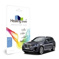BMW X7 2019 공조기 LCD 올레포빅 액정보호필름 2매