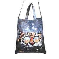 Light Waterproof Bag _ Tiger in the space (방수백)