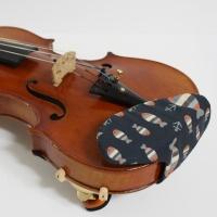 바이올린 핸드메이드 턱받침 커버 V-모델 No1