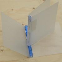 [KOKUYO] A5의 아담한 사이즈-일본 고쿠요 adapt 20공 바인더노트 HB884