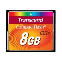 [트랜샌드] CF카드 133배속 8GB