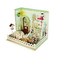 [adico]DIY 미니어처 하우스 - 모모의 테라스