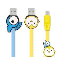 엑토 윙키 마이크로5핀 충전 데이터 케이블 USB-30