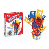 맥킨더 아슬아슬 의자쌓기 보드게임