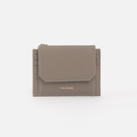 Reims 303S Cover card Wallet warm grey 커버 카드 월렛 웜그레이