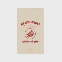 [어프어프] 보조배터리 piece of pie-beige