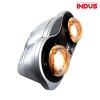 인더스 2구 욕실 램프 히터 IN-BR550