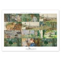 [2020 명화 캘린더] Berthe Morisot 모리조 Type A
