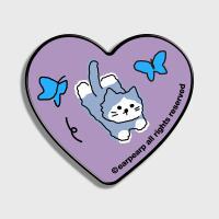Awesome cat-purple(하트톡)