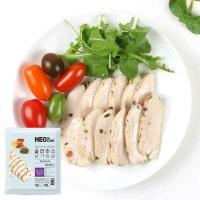 [허닭] 샐러드 슬라이스 닭가슴살 허브믹스 100g