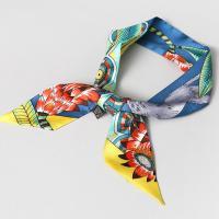 Silk Bird Petit Tie Scarf