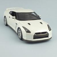 1/18 닛산 GT-R 모형자동차 (BRG120796WH)