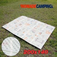 노마드 캠핑매트200x140-디자인 피크닉돗자리