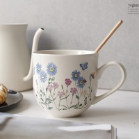 [2HOT] 영국 플라워가든 머그잔