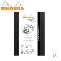 [로디아]터치 화이트 마야 패드 120g/크로스닷A5+