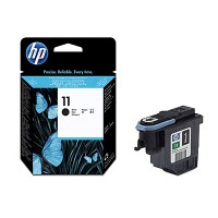 HP C4810A / NO.11 / Head Black 8ml / 16,000P 5%