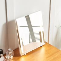 뷰티 LED 화장대 탁상 조명 거울 중형