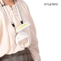 휴대용 충전식 USB 선풍기 넥밴드팬 목걸이선풍기