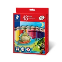 스테들러 루나 색연필 48색세트