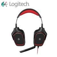 logitech 로지텍 스테레오 게이밍 헤드셋 G230 (폴딩 노이즈 캔슬링 마이크 / 40mm 네오디뮴 드라이버 / 스포츠 퍼포먼스 소재 이어컵)