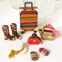 [바우하우스] 하우스 시리즈 : 가방과 신발